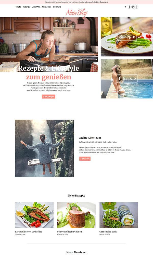 Firmastart Blog Website