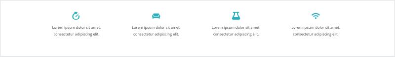 Firmastart - Websitedesign 4 Spalten