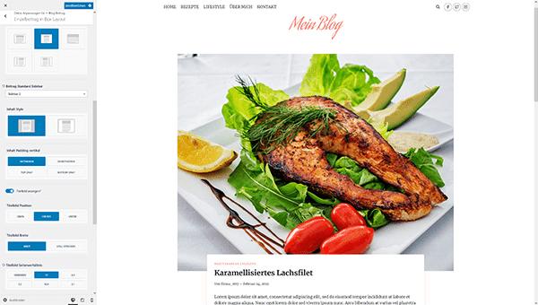 Firmastart Website Layout