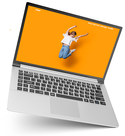 Firmastart Website fertig